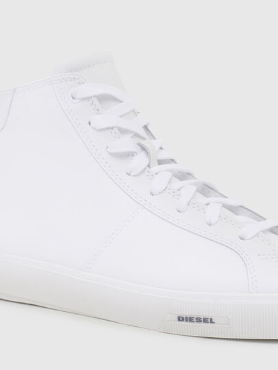 Diesel - S-MYDORI MC W, White - Sneakers - Image 4