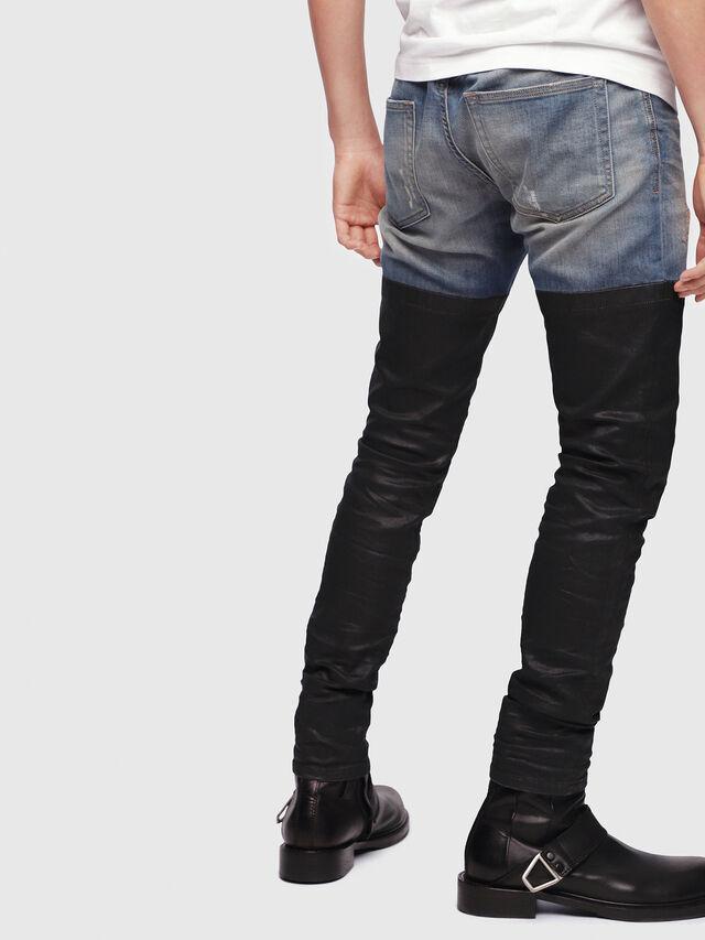 Diesel - D-Strukt 087AP, Blue/Black - Jeans - Image 2