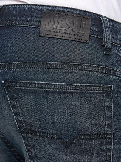 Diesel - Thommer JoggJeans® 069NT, Dark Blue - Jeans - Image 4