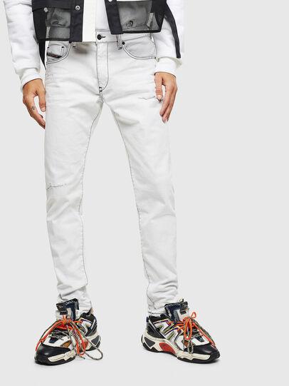 Diesel - D-Strukt 003Z1, White - Jeans - Image 3