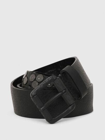 Diesel - B-UNDERSTUD, Black - Belts - Image 2