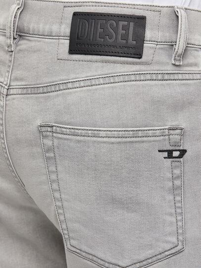Diesel - D-Strukt 069RE, Light Grey - Jeans - Image 4