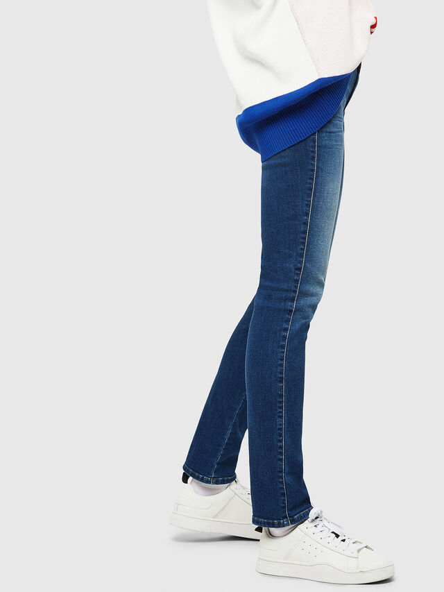 Diesel - Sandy 086AL, Medium blue - Jeans - Image 5