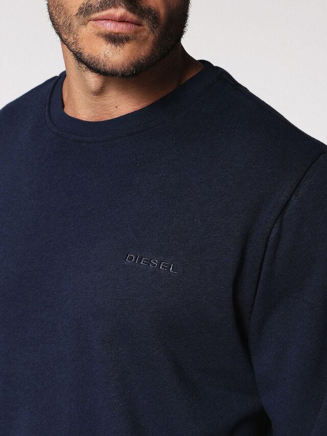 Diesel - UMLT-WILLY, Night Blue - Sweaters - Image 3