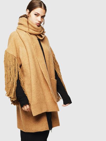 Diesel - M-BOU-B, Light Brown - Winter Jackets - Image 1