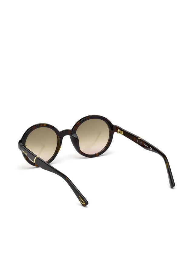 Diesel - DL0264, Brown - Eyewear - Image 4