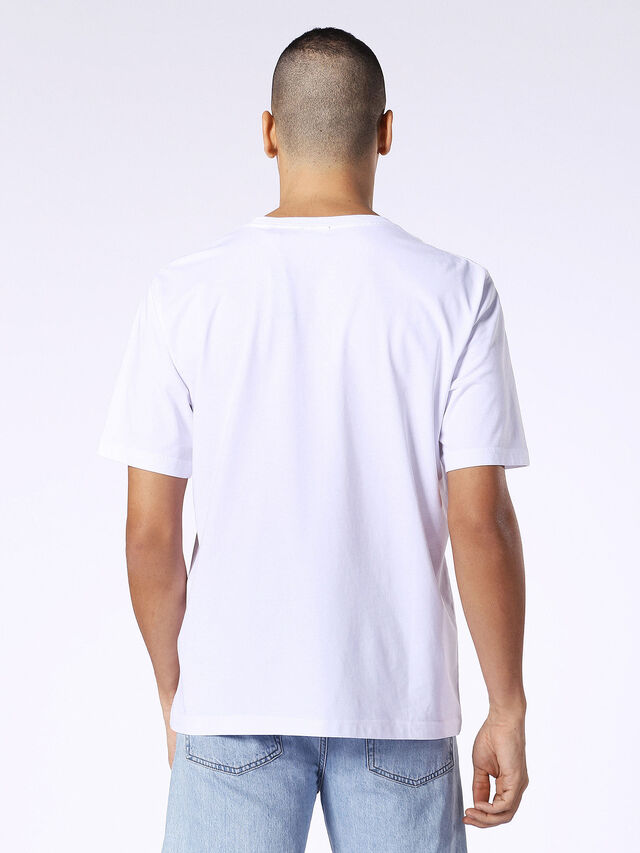 T-JUST-SH, White