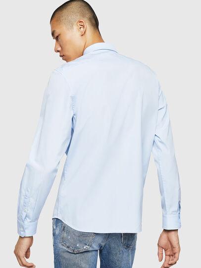 Diesel - S-BILL, Azure - Shirts - Image 2
