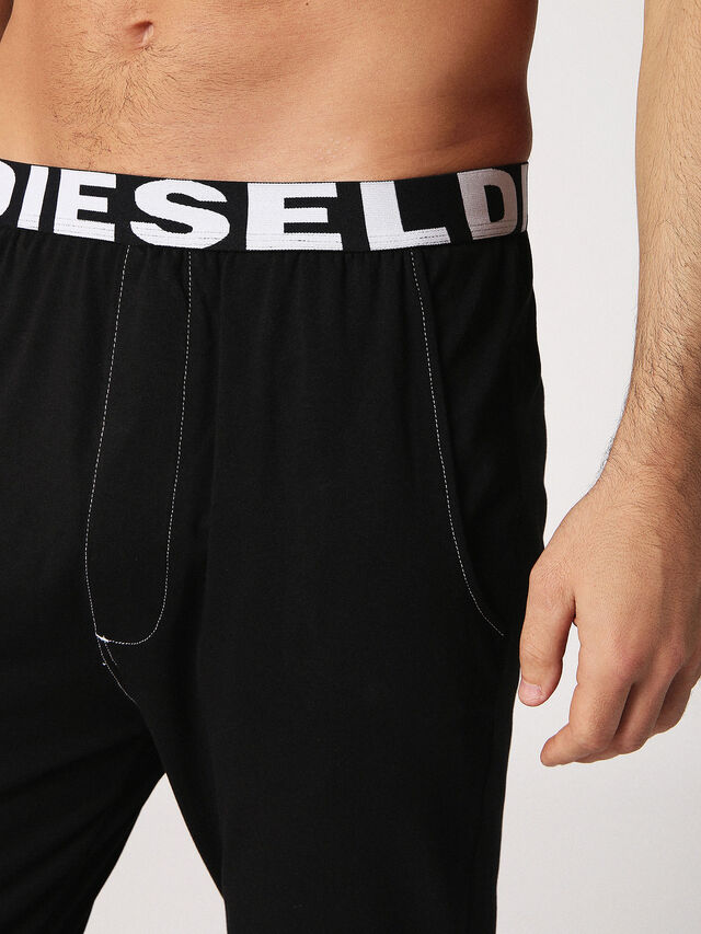 Diesel - UMLB-JULIO, Black - Pants - Image 3