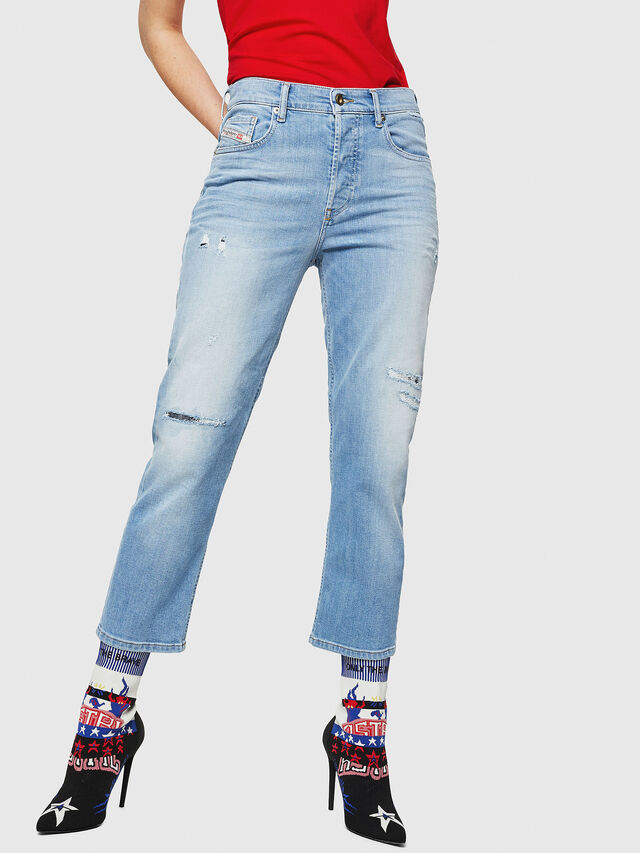 Diesel - Aryel 0890D, Light Blue - Jeans - Image 1