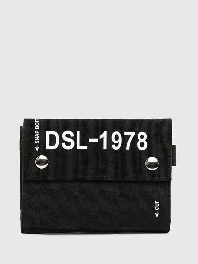 Diesel - YOSHI, Black - Small Wallets - Image 1