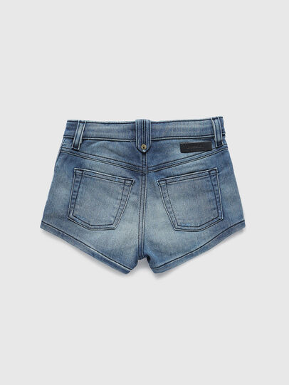 Diesel - PGINGHER JOGGJEANS, Medium blue - Shorts - Image 2