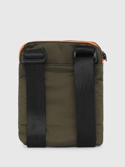 Diesel - F-DISCOVER CROSS, Dark Green - Crossbody Bags - Image 2