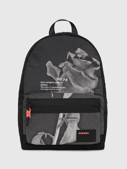 Diesel - MIRANO FL, Black/Grey - Backpacks - Image 1