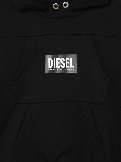 Diesel - SALBYPOCKETS OVER, Black - Sweaters - Image 3