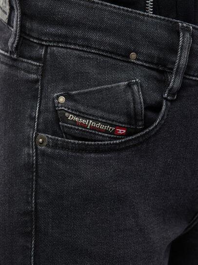 Diesel - D-Ebbey 0870G, Black/Dark grey - Jeans - Image 4