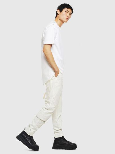 Diesel - T-ZAFIR, White - T-Shirts - Image 6