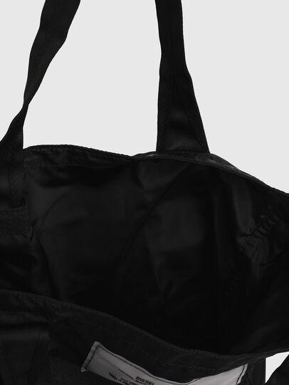 Diesel - SHOPAK, Black - Shopping and Shoulder Bags - Image 4