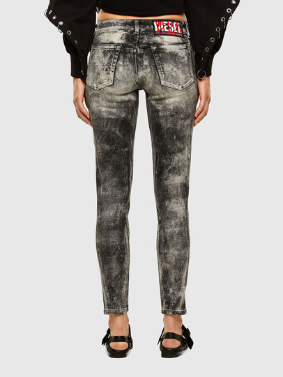 Diesel - D-Jevel 009FG, Light Grey - Jeans - Image 2