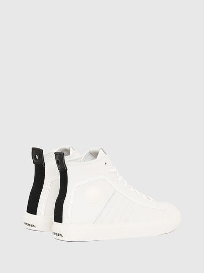 Diesel - S-ASTICO MID LACE, White - Sneakers - Image 3