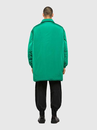 Diesel - W-KODYN, Green - Winter Jackets - Image 2
