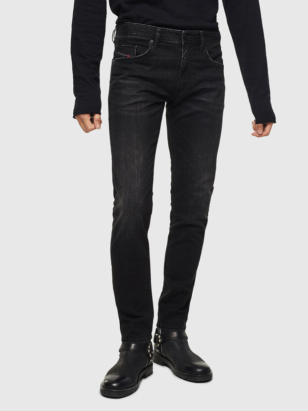 Thommer 069BG, Black/Dark grey - Jeans
