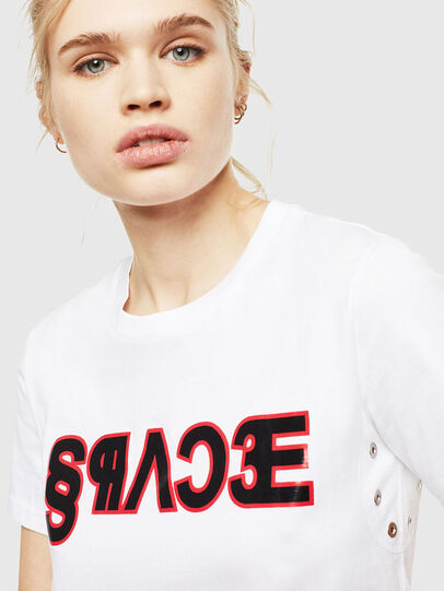 Diesel - T-SILY-WO,  - T-Shirts - Image 3