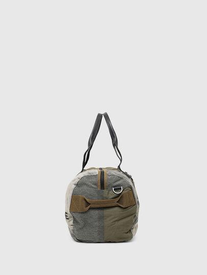 Diesel - D-THISBAG TRAVEL BAG, Olive Green - Travel Bags - Image 3
