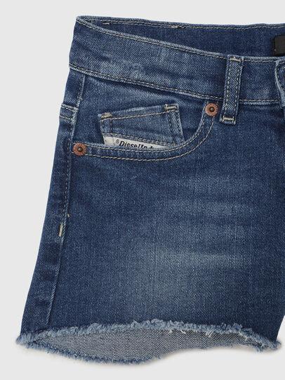 Diesel - PRIFTY, Medium blue - Shorts - Image 3