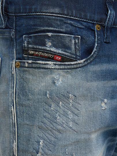 Diesel - Tepphar 009FR, Medium blue - Jeans - Image 3