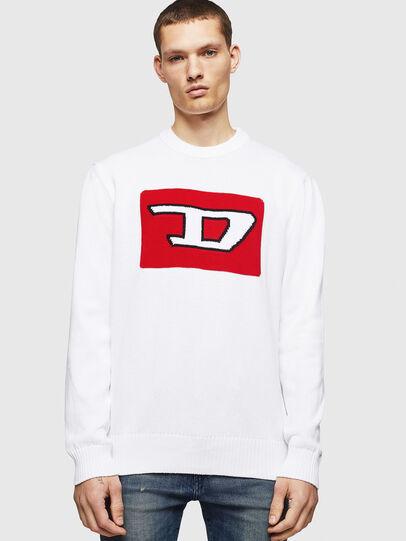 Diesel - K-LOGOX-B,  - Knitwear - Image 1