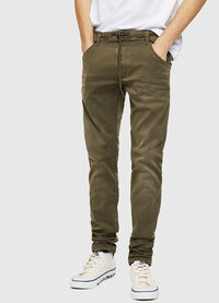 Krooley Long JoggJeans 0670M, Military Green