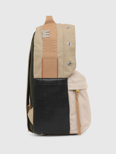 Diesel - DHORIAN LM, Beige - Backpacks - Image 3