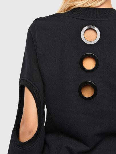Diesel - D-CIOND, Black - Dresses - Image 3