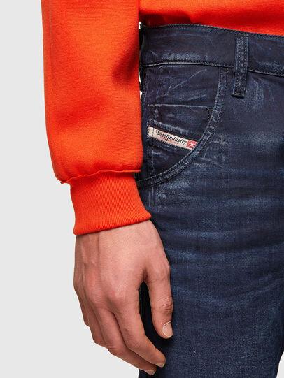 Diesel - Krooley JoggJeans® 069WT, Dark Blue - Jeans - Image 4