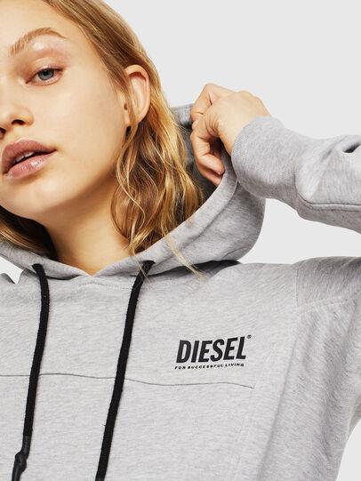 Diesel - UFLT-VICTORIAL-H, Grey - Sweaters - Image 3