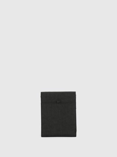 Diesel - HIRESH FD, Black - Small Wallets - Image 2