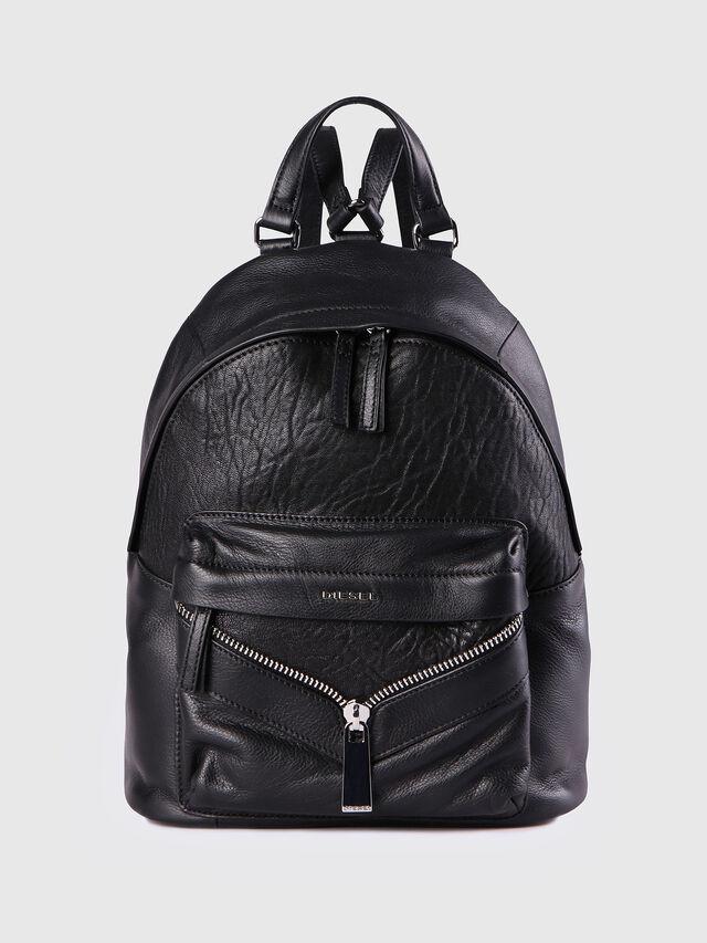 Diesel - LE-ONY, Black - Backpacks - Image 1