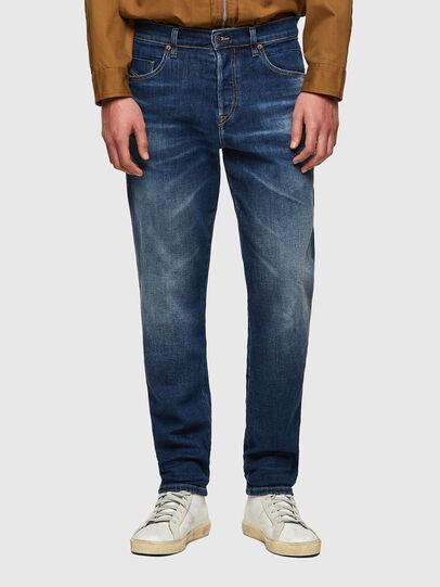 Diesel - D-Fining-Chino 009MI, Dark Blue - Jeans - Image 1