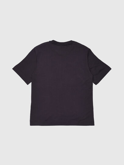 Diesel - TJUSTYZ OVER, Black - T-shirts and Tops - Image 2