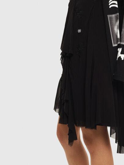 Diesel - O-BURNETT,  - Skirts - Image 5