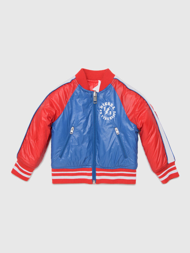 JBRANB, Blue/Red - Jackets
