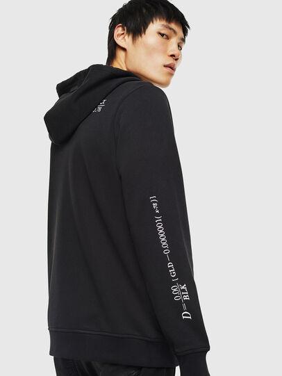 Diesel - S-SKRA, Black - Sweaters - Image 2