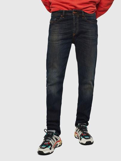Diesel - Buster 0890Z, Dark Blue - Jeans - Image 1