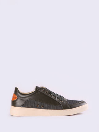 S-GROOVE LOW, Olive Green