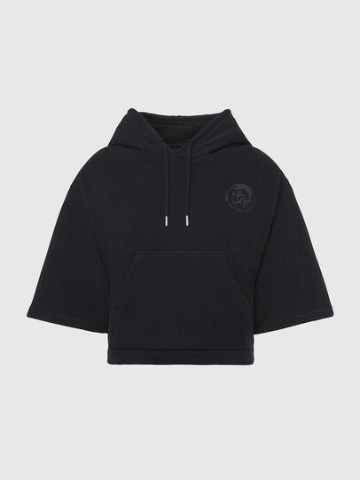 Diesel - UFLT-JONIES, Black - Sweaters - Image 1