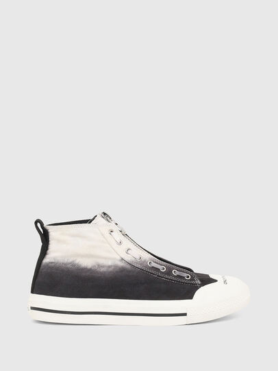 Diesel - S-ASTICO MZIP, White/Black - Sneakers - Image 1