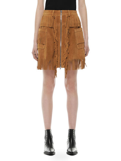 Diesel - OSCAP,  - Leather skirts - Image 1