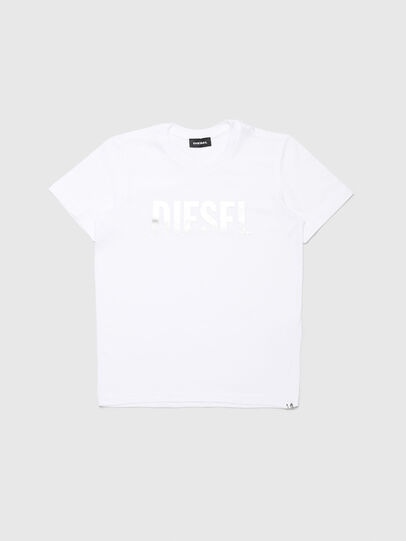Diesel - TSILYWH, White - T-shirts and Tops - Image 1