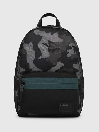 Diesel - MIRANO, Blue/Grey - Backpacks - Image 1